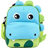 Yodo 3-Way Convertible Playful Insulated Kids Lunch Boxes Carry Bag/Preschool Toddler Backpack for Boys Girls, with…