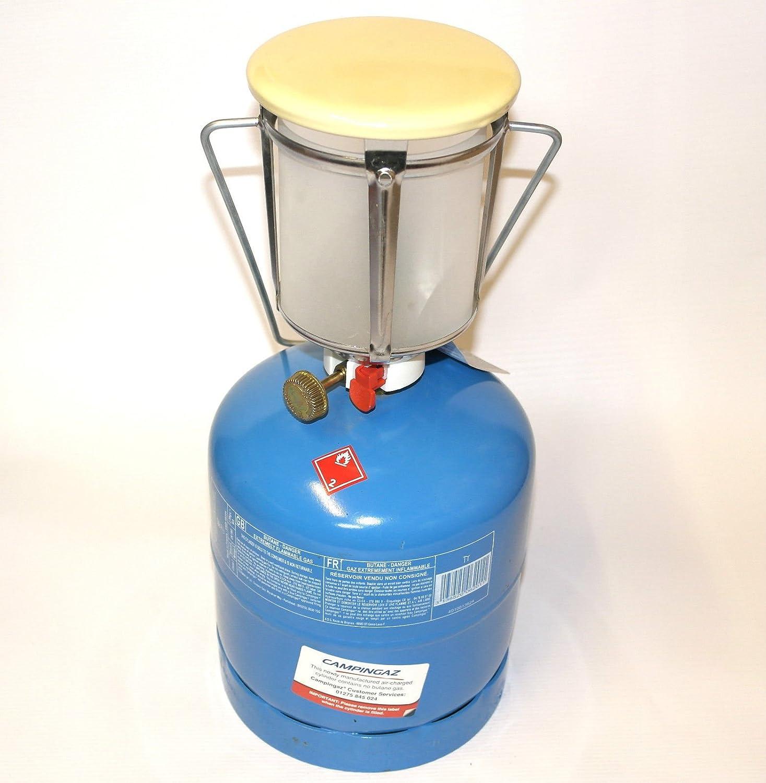 International Lámpara de Gas para Camping de 500 W ...