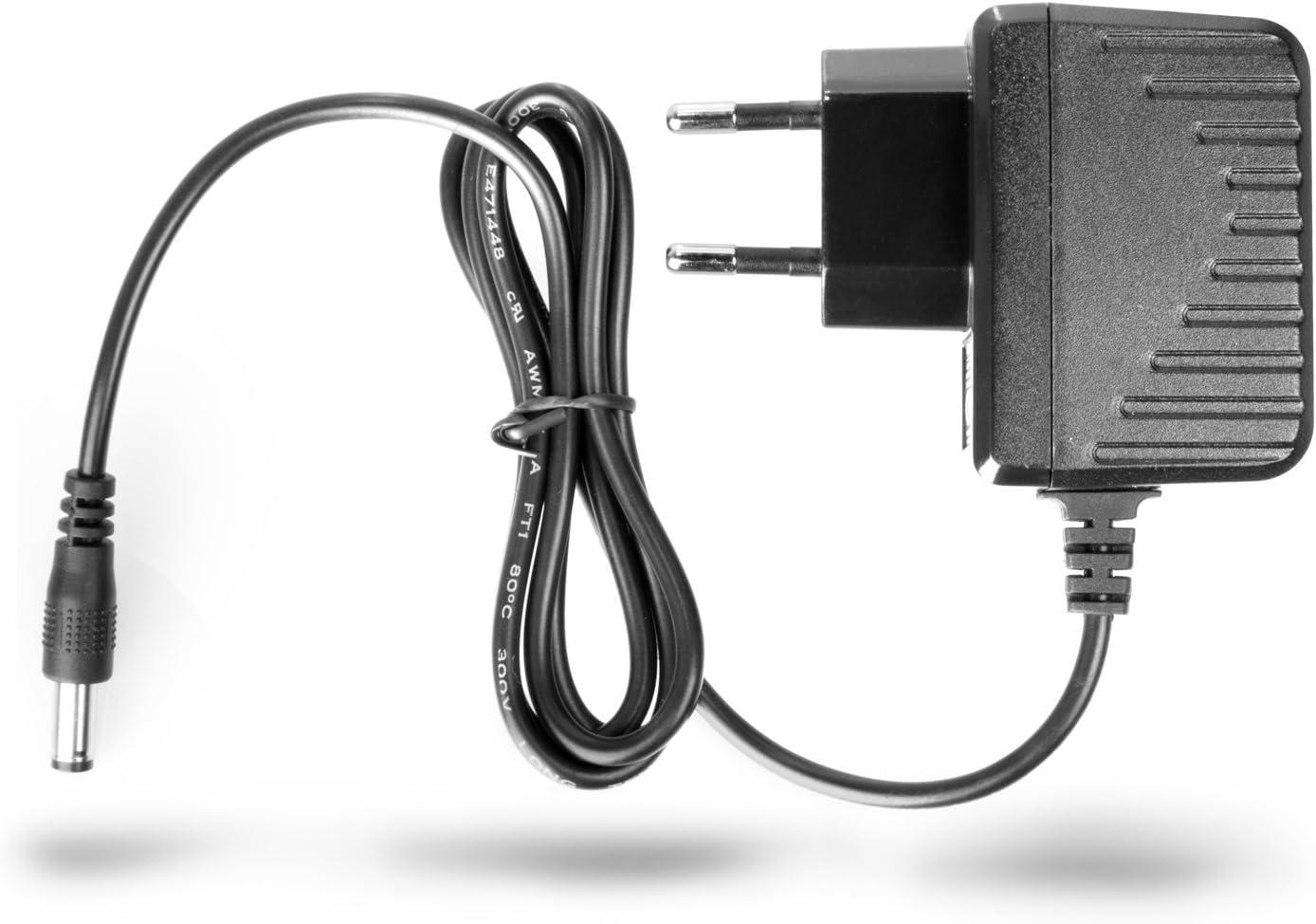 Adaptador europeo de corriente universal a 5 voltios y 2 amperios para Android Tv Box y otros electrodomésticos: Amazon.es: Electrónica