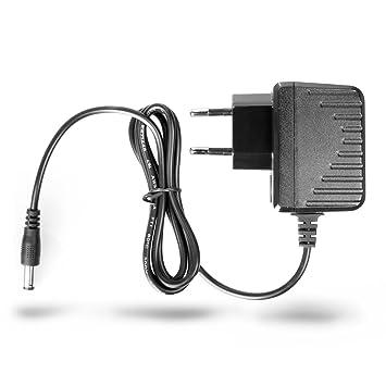 Adaptador europeo de corriente universal a 5 voltios y 2 amperios para Android Tv Box y otros electrodomésticos