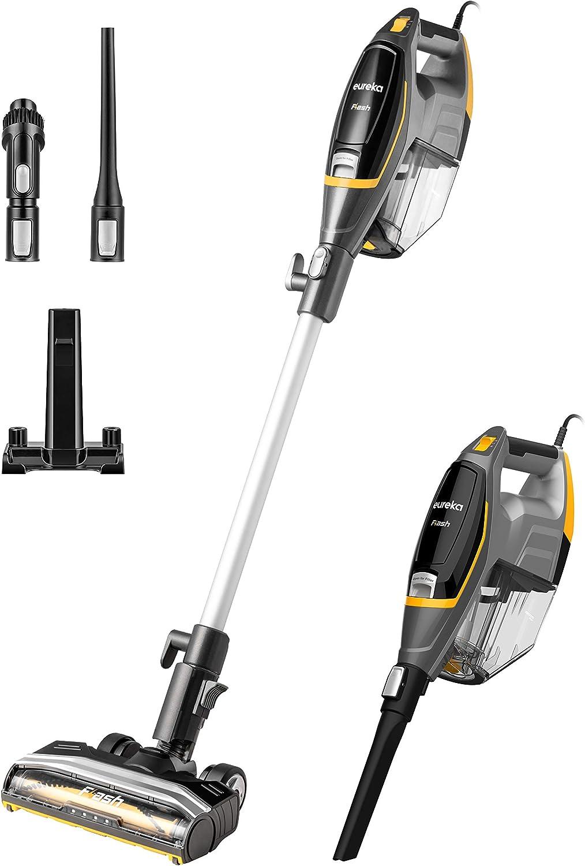 Eureka Flash Lightweight Stick Vacuum Cleaner,