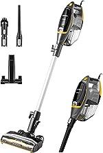 Eureka Flash Lightweight Stick Vacuum Cleaner,15KPa Powerful Suction, 2 in 1