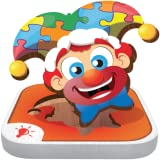 Toddler Kids Puzzles PUZZINGO - Learning Puzzle Games