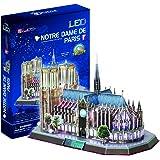 Cubicfun 3d puzzle Notre Dame (clair)