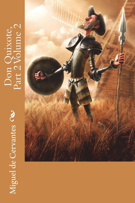 Download Don Quixote, Part 2 Volume 2 pdf