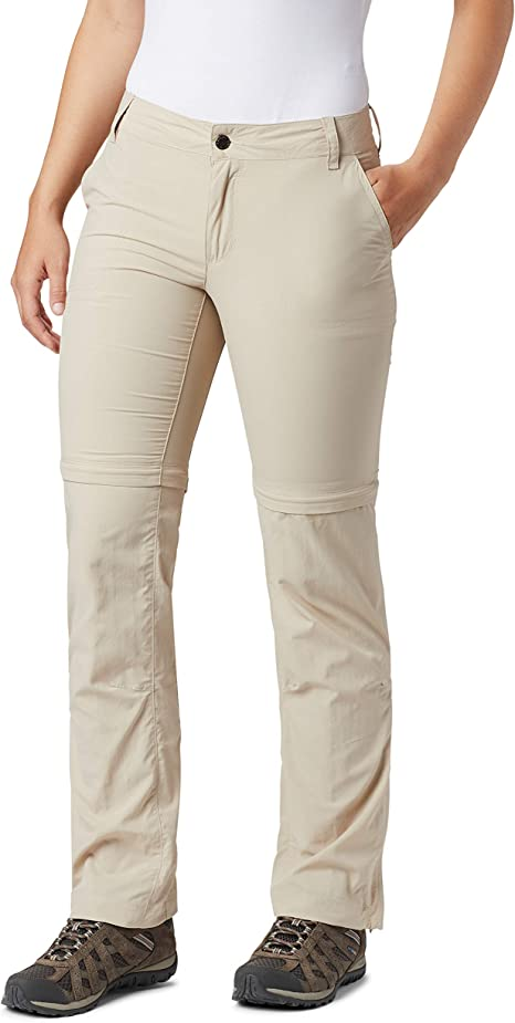 Columbia Silver Ridge 2.0 Pantalon Convertible Femme