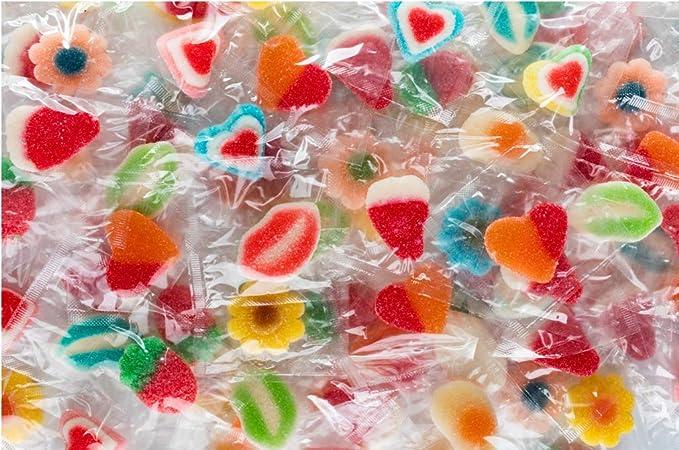 Caramelos La Asturiana Candybar Original y Vistoso Carrito para chuches, 1,22 cm (Alto) x 89 cm (Ancho) x 35 (Profundidad): Amazon.es: Juguetes y juegos