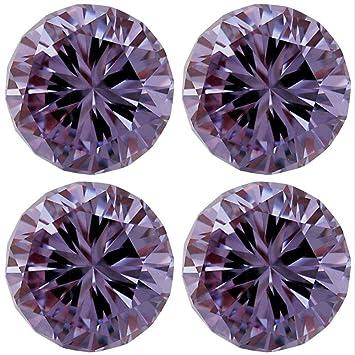 Amazon Cskb Purple 2pcs 40mm Diamond Crystal Glass Kitchen