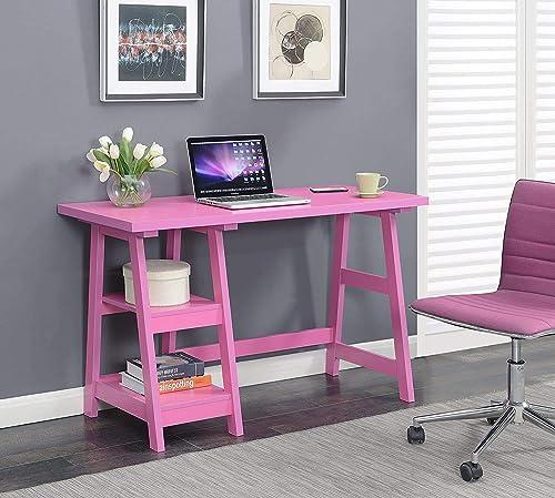 Convenience Concepts Designs2Go Trestle Desk