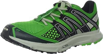 SALOMON XR Shift Zapatillas para Correr Trail Running Verde para Hombre Contagrip: Amazon.es: Deportes y aire libre