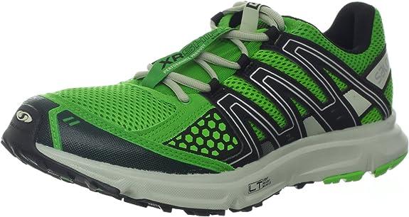 Salomon XR Shift Zapatillas para Correr Trail Running Verde para ...