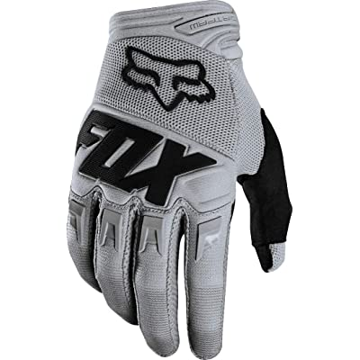 Fox Racing Dirtpaw Race Glove - Kids' Grey, XS: Fox Racing: Sports & Outdoors