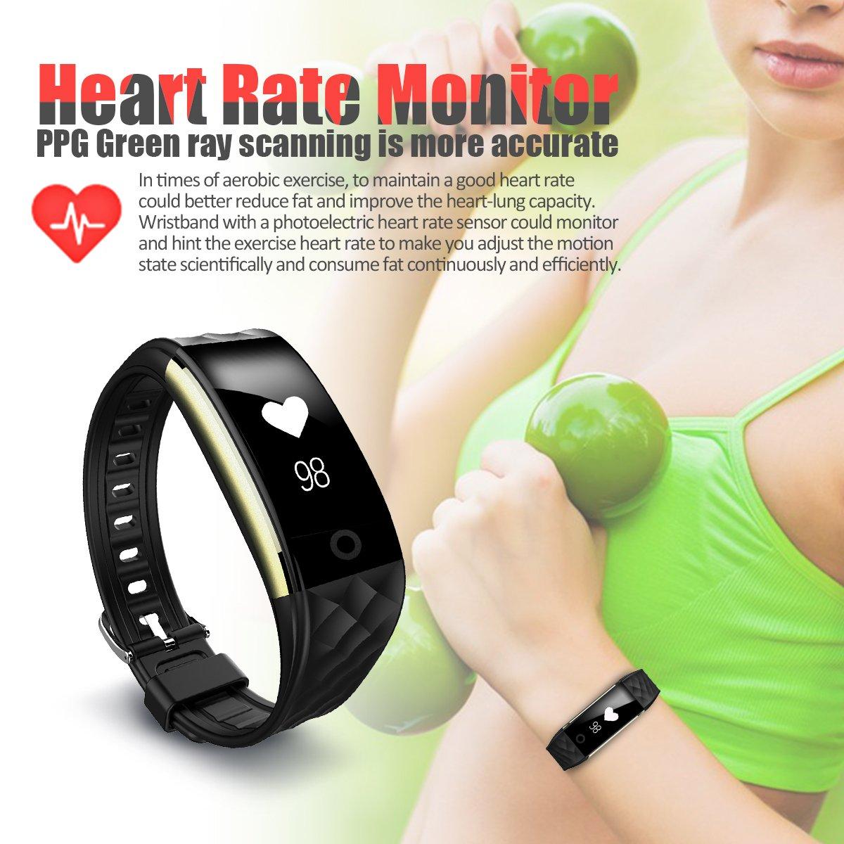 Diggro S2 inteligente del ritmo cardíaco pulsera Deportes por solo 29,99€