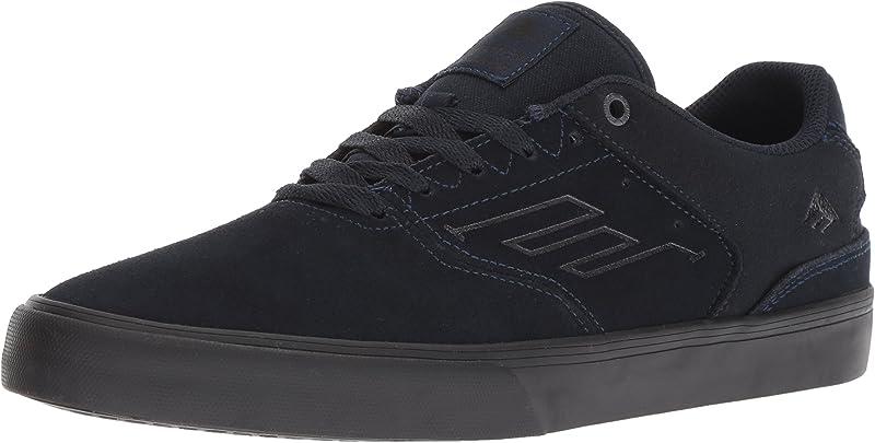 Emerica Reynolds Low Vulc Sneakers Damen Herren Unisex Marineblau/Schwarz