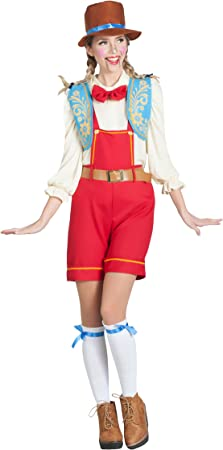 Banyant Toys, S.L. Disfraz DE PINOCHO Mujer: Amazon.es: Juguetes y ...