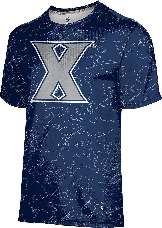 Topography ProSphere Xavier University Mens Performance T-Shirt