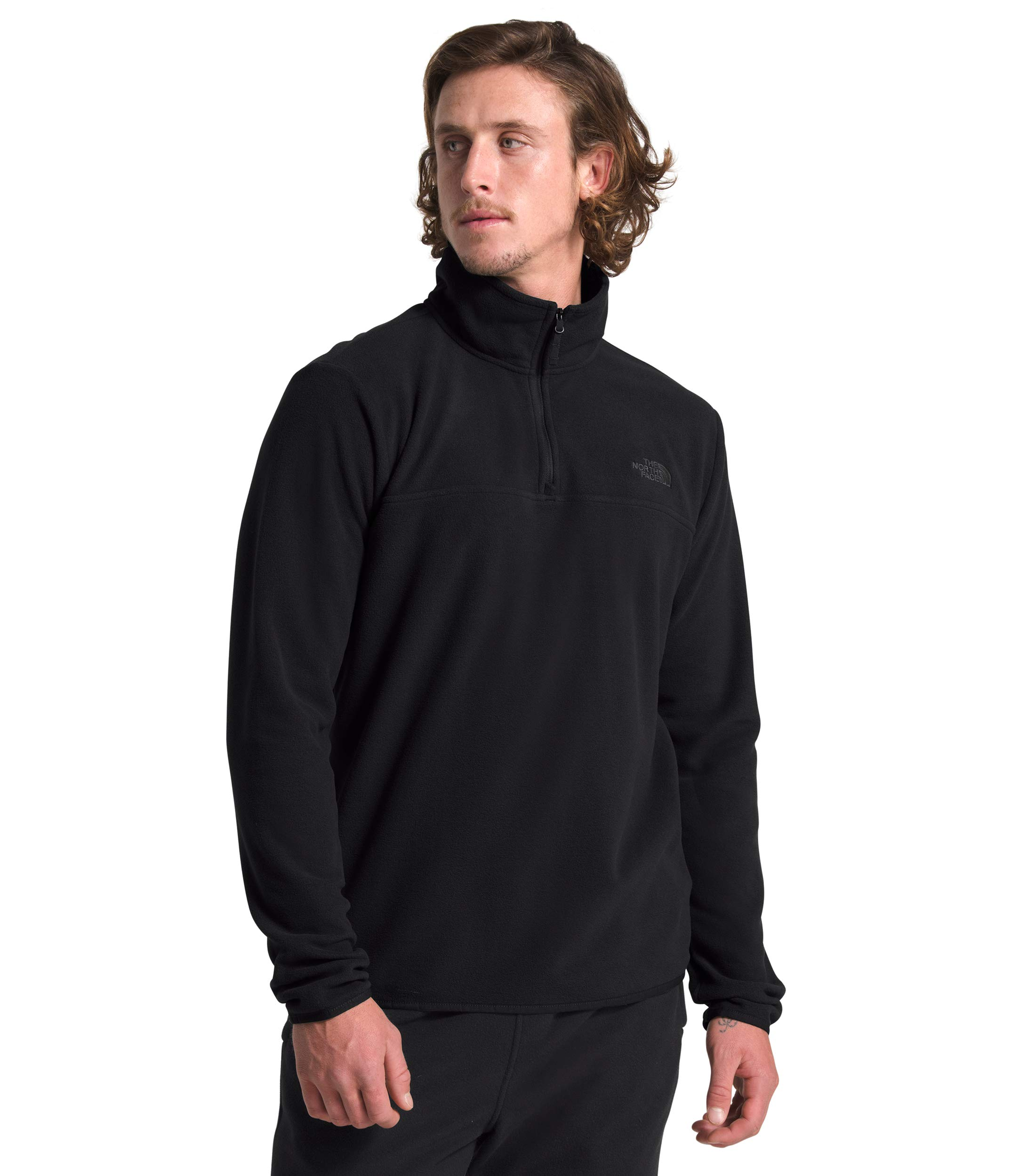 Men's TKA Glacier Quarter Zip Fleece Pullover