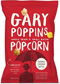 product image for Gary Poppins Popcorn - Gourmet Handcrafted Flavored Popcorn - 10 Pack Caramel Cheddar Kettle, 1.4oz