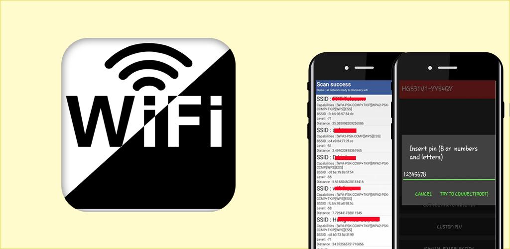 Wifi Password Access