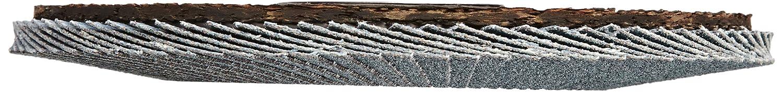 CORE Abrasives 78520 Type 29 Regular Density Abrasive Flap Disc with Fiberglass Backing 120 Grit 5 Diameter 7//8 Arbor CoreTemp Abrasives 5 Diameter 7//8 Arbor Pack of 5 Zirconium