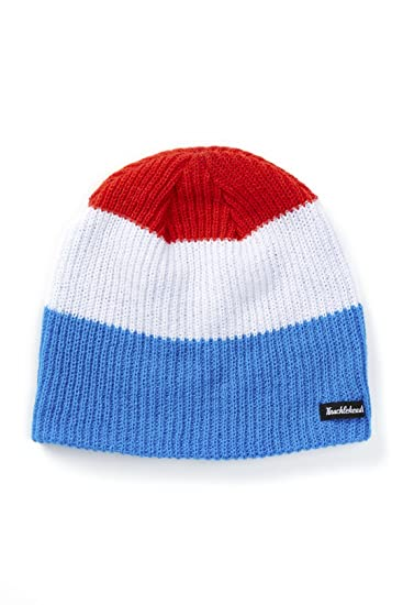 959becbfaed Amazon.com  Stripe Knitted Winter Ski Hats Slouchy Beanie Accessory For  Kids (one size