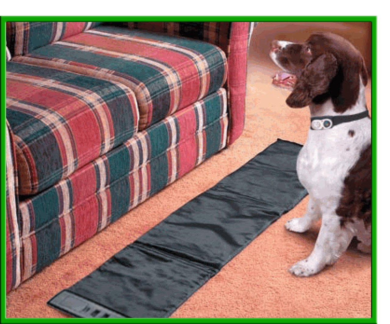 Super Scram Scat Pad Pet Deterrent Mat by High Tech Pet