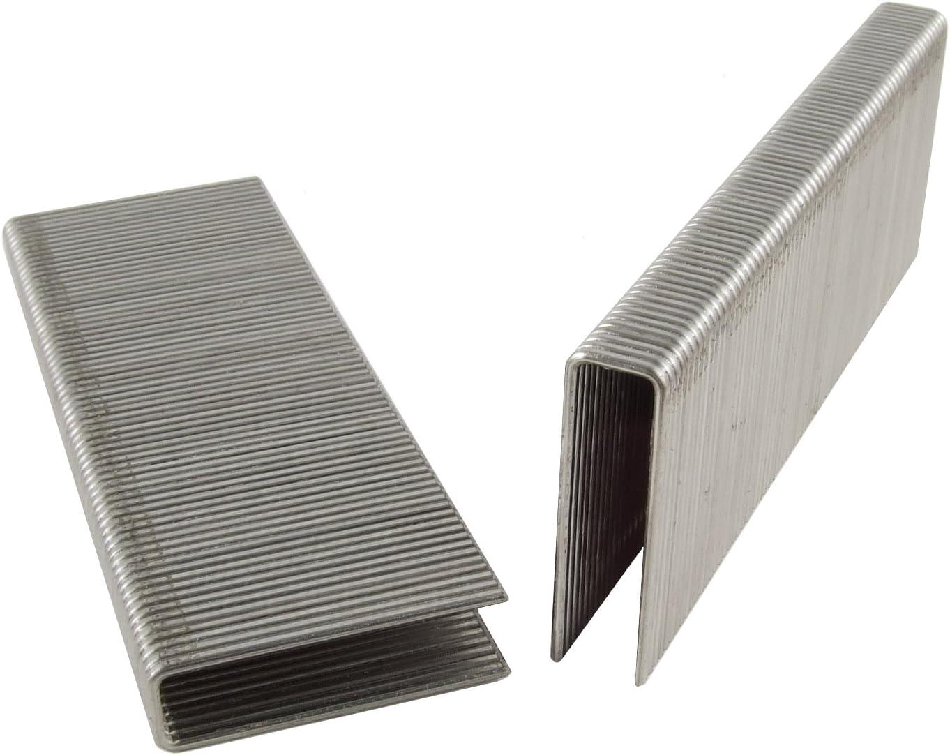 Wire Staples Senco Stainless Steel Steel Boxed 16 Ga