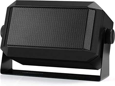 Radioddity Rs23 External Lautsprecher Für Cb Funkgerät Elektronik