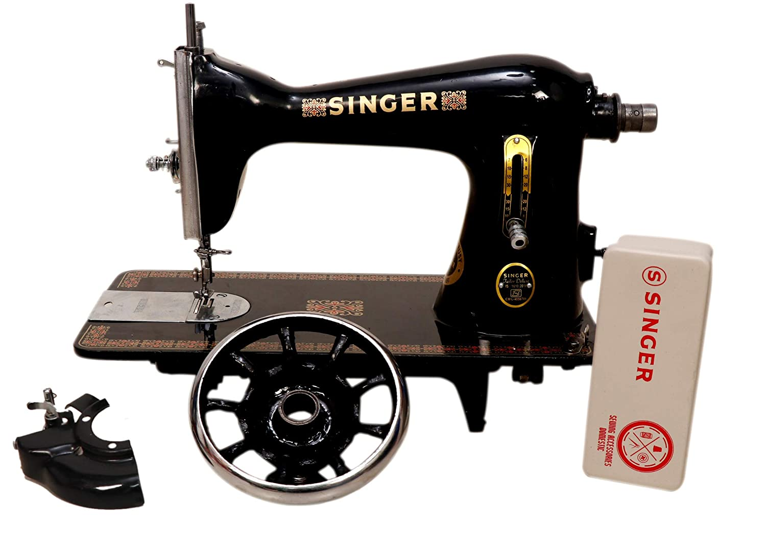 Singer Tailor Deluxe Sewing Machine Head