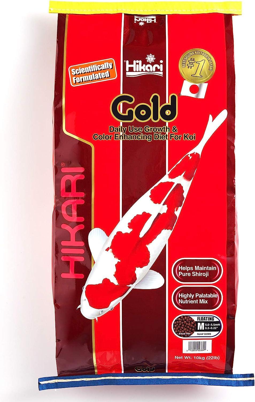 Hikari 18545 Gold Medium Pellets