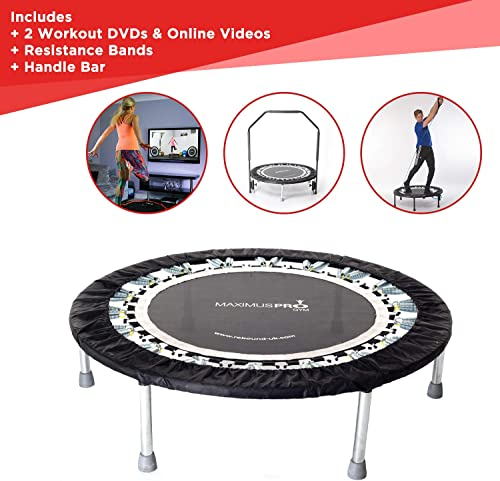 Maximus_Pro_Gym_Rebounder_Mini_Trampoline_with_Handle_bar