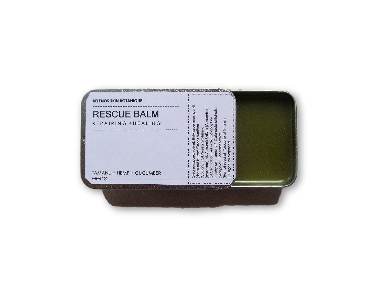 RESCUE BALM - Bálsamo de bálsamo curativo para salva/tatuaje - con ...