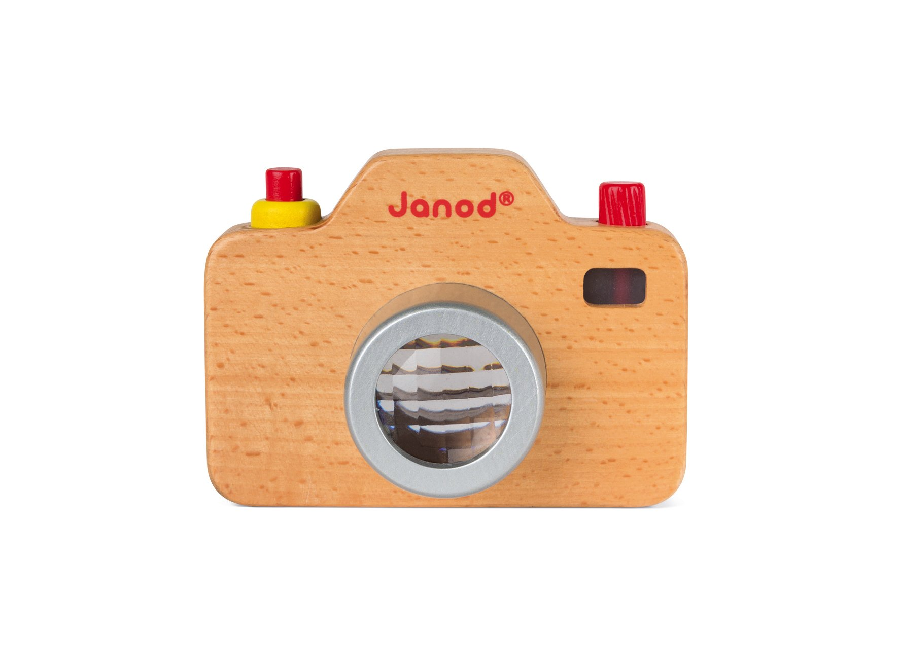 Janod Wooden Interactive Sound Camera Toy by Janod (Image #2)