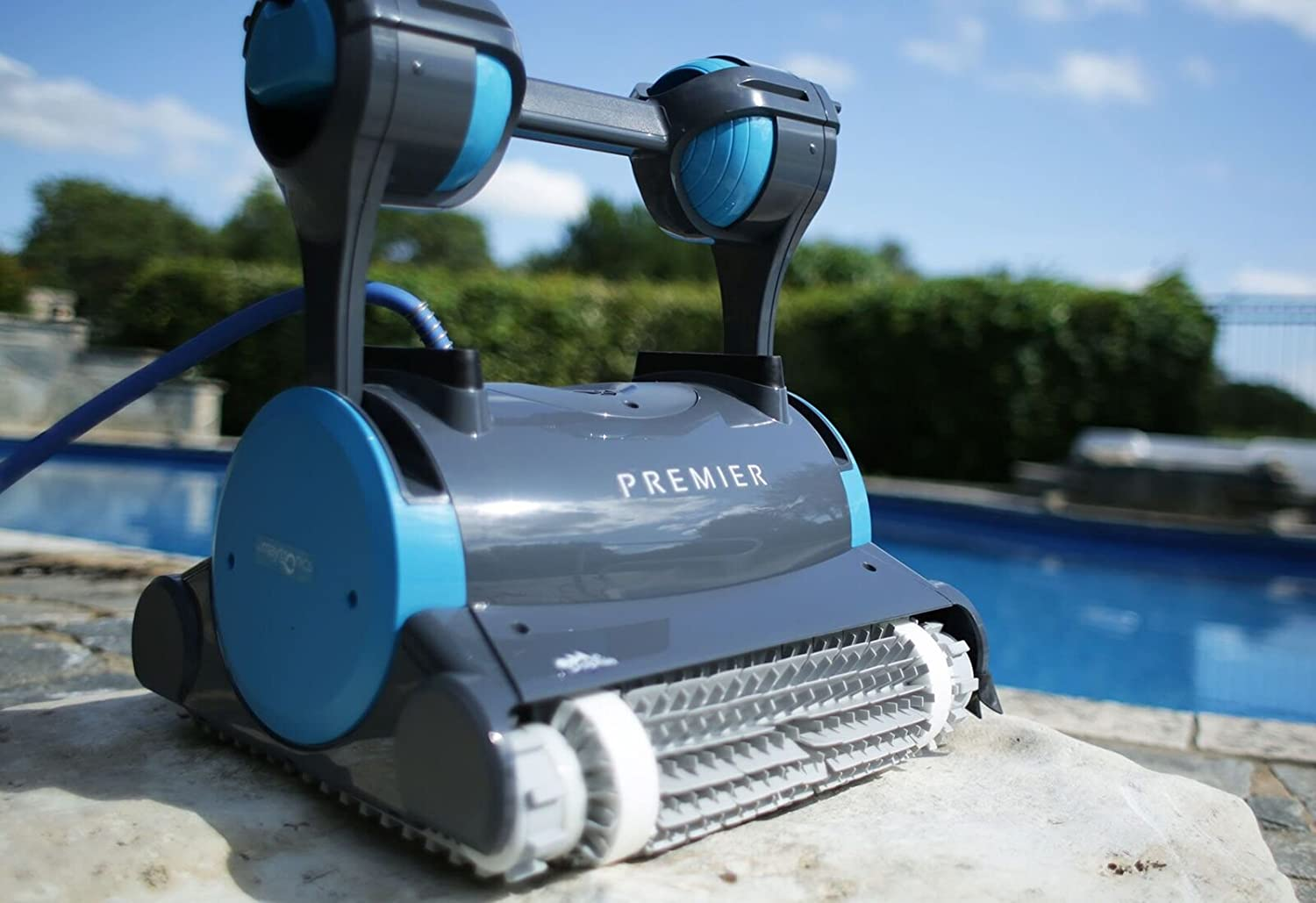 Dolphin Premier Robotic In-Ground Pool Cleaner Reviews