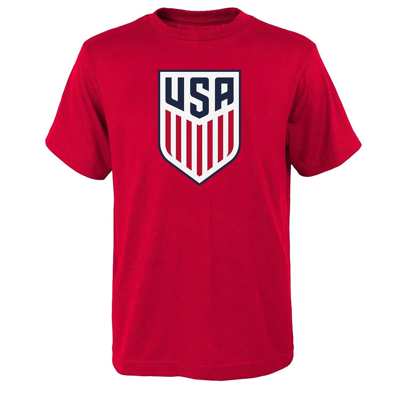 品揃え豊富で World – Cup Logo Soccer United States Youth Boy 's Team 8 – 20チームロゴ半袖Tee Youth Small US Soccer Team Logo S/S Tee B00TQQEOVK, エスネットショップ:c6d6cf96 --- a0267596.xsph.ru