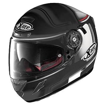 X-Lite X de 702gt Horno Pass Integral casco moto ligero de fibra N-