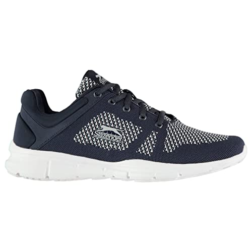 Slazenger Hombre Force Knit Zapatillas De Running: Amazon.es: Zapatos y complementos