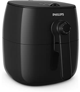 Amazon.com: Philips Starfish Technology Airfryer, Black ...