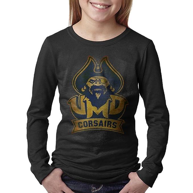 on sale 1a180 7a415 Kids UMass Dartmouth Corsairs UMass Umassd UMD Logo Long ...