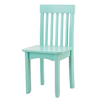 amazon com kidkraft avalon chair seaglass toys games