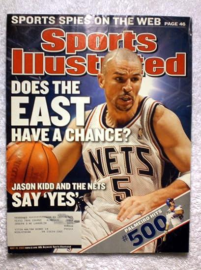 huge discount 61449 dfd81 Jason Kidd - New Jersey Nets - NBA Playoffs - Sports ...