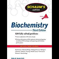 Schaum's Outline of Biochemistry, Third Edition (Schaum's Outlines)