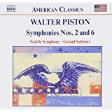 Piston - Symphonies Nos 2 and 6