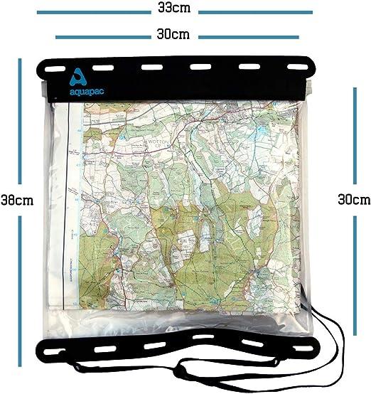 Funda Impermeable para Mapa Aquapac 808 Kaituna: Amazon.es: Deportes y aire libre