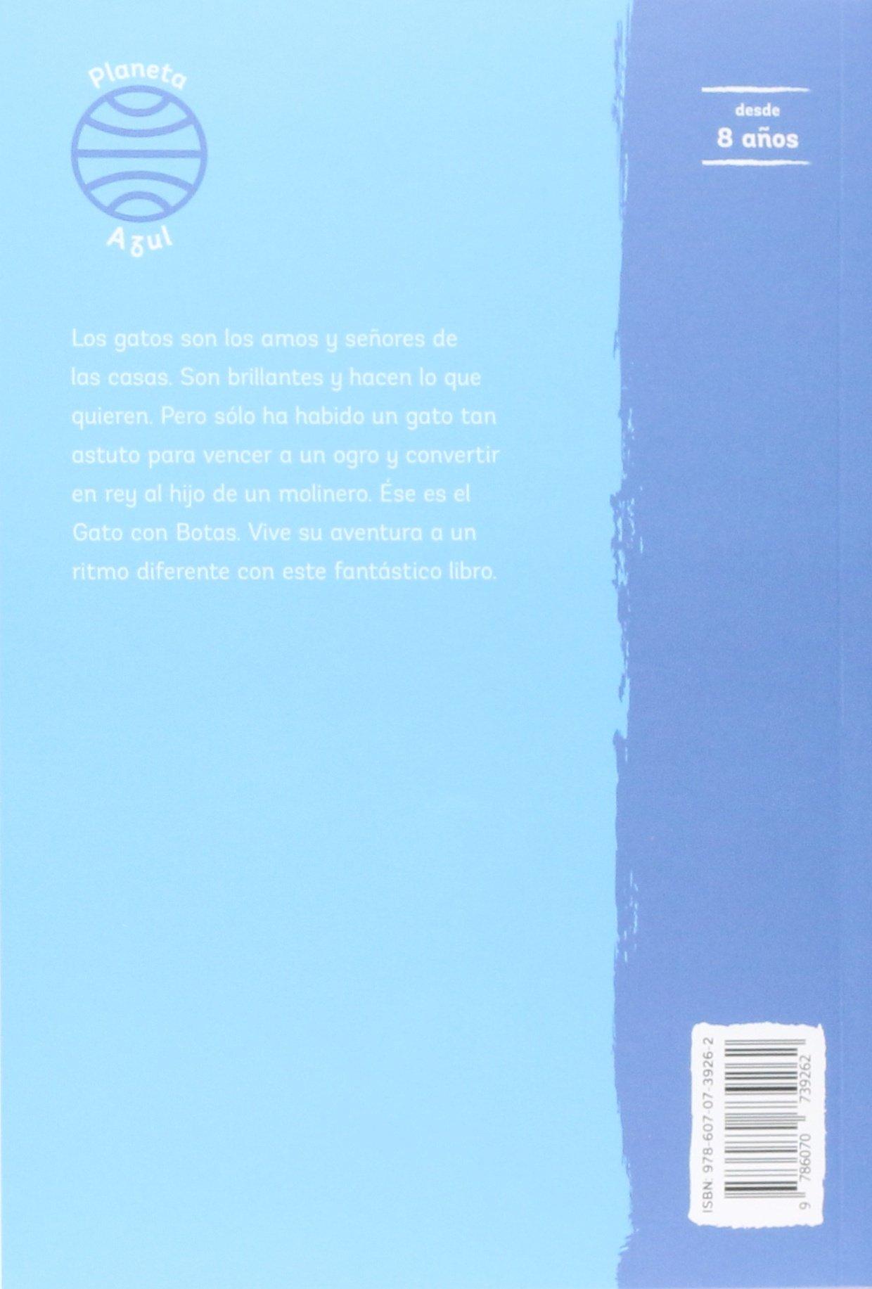 El poema del gato con botas: Carmen Martín Anguita: 9786070739262: Amazon.com: Books