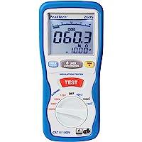 PeakTech 2695 – Probador de aislamiento, calibrado, probador