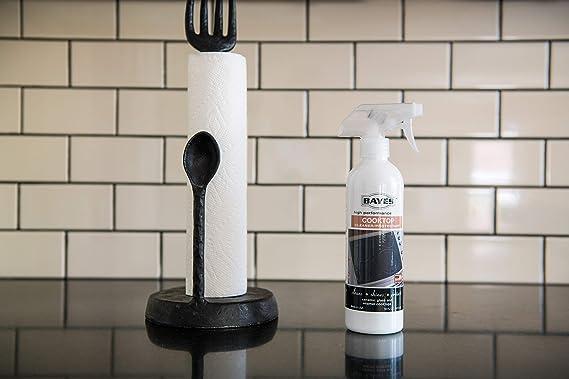 Amazon.com: Bayes Cooktop – Limpiador 16 oz: Home & Kitchen