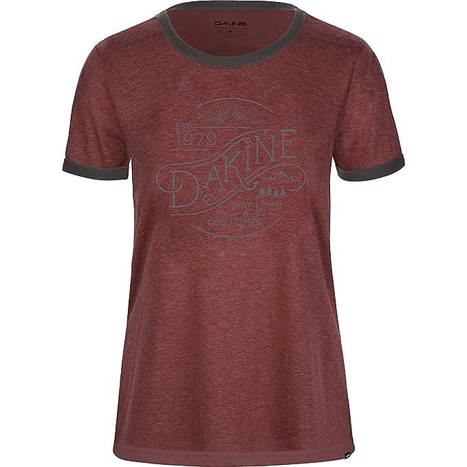 Amazon.com: Dakine Women s Stevie Ringer Tee: Clothing