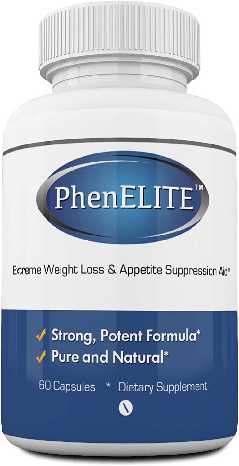 PhenELITE Weight Loss & Appetite Suppressant