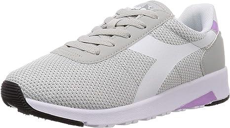 Diadora Evo Run GS 101.174385 - Zapatillas deportivas para niño, 174385, Aluminum, 38 EU: Amazon.es: Zapatos y complementos